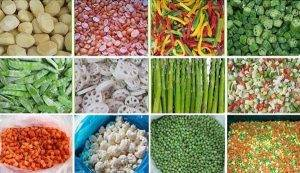 Frozen Vegetable Market Introduction