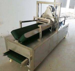 Automatic Horizontal Wax Gourd Peeling Machine