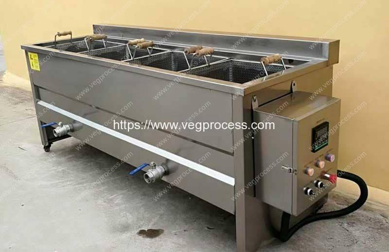 Manual-Vegetable-Blanching-Machine