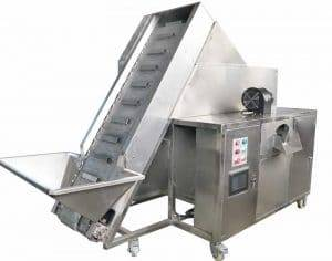 Automatic Small Onion Peeling Machine