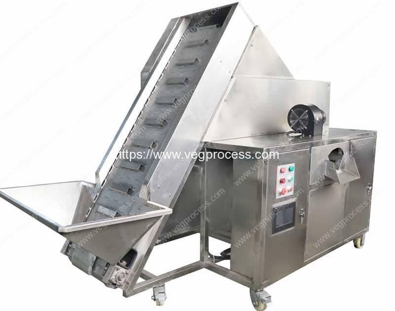 Automatic-Pneumatic-Small-Onion-Peeling-Machine