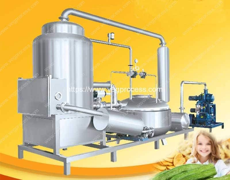 Automatic-Vegetable-Chips-Vacuum-Frying-Machine