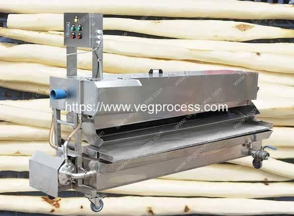 Automatic-Chinese-Yam-Knife-Peeling-Machine