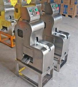 Semi-Automatic Longan Peeling Machine