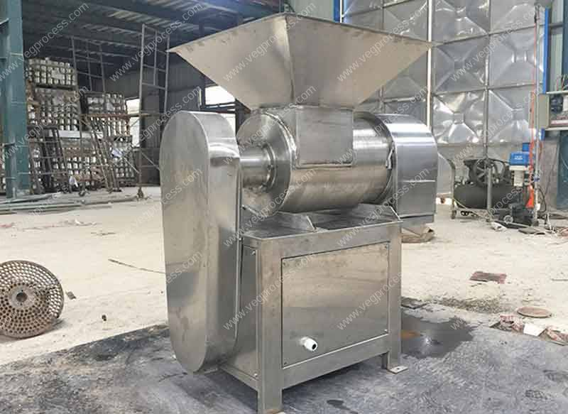 Automatic Vegetable Pulp Beating Machine