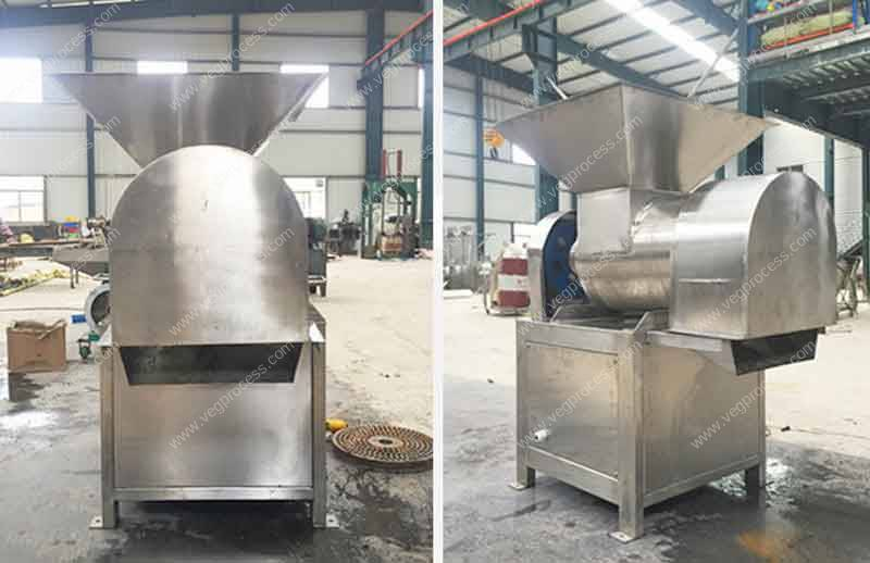 Automatic-Vegetable-Pulping-Grinding-Machine