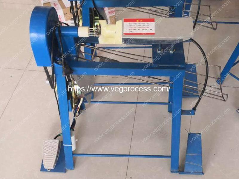 Carbon-Steel-Pinnacle-Shape-Persimmon-Peeling-Machine