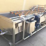 Automatic Air Bubble Vegetable Washing Machine