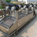 Automatic Air Blow Type Vegetable Water Dehydrator Machine