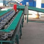 Automatic Round Vegetable Weight Grading Sorting Machine