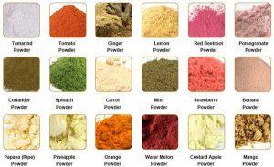 Many-Kinds-of-Vegetable-Powder