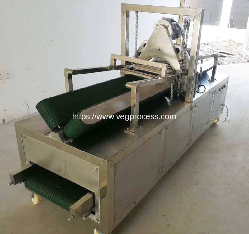 Automatic-Horizontal-Wax-Gourd-Peeling-Machine