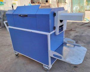Automatic Sugar Cane Peeling and Cutting Machine