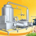 Automatic Vegetable Chips Vacuum Frying Machine