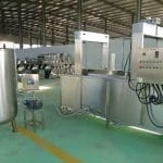 Full Automatic Vegetable Frying Machine