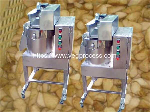Automatic-Burdock-Root-Diamond-Block-Cutting-Machine-Manufacture