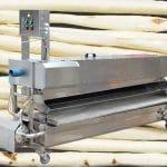 Automatic Chinese Yam Knife Peeling Machine