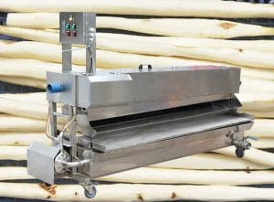 Automatic Chinese Yam Knife Peeling Machine