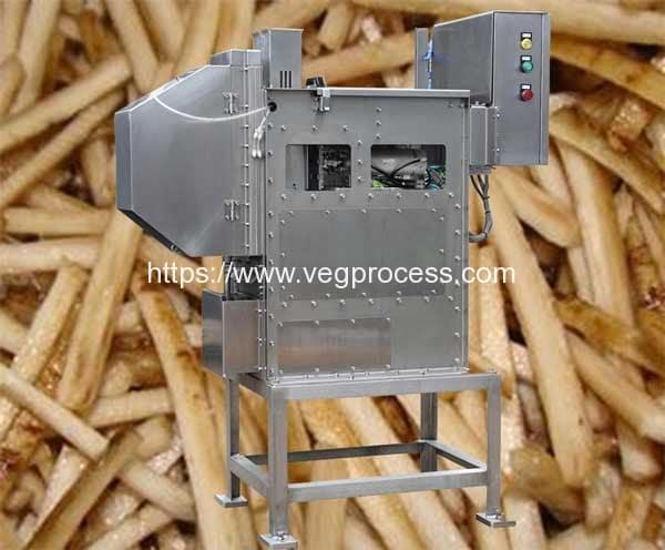 High-Speed-Burdock-Root-Stick-Cutting-Machine