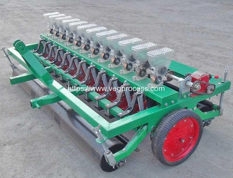 Automatic-Vegetable-Seeds-Planter-Machine
