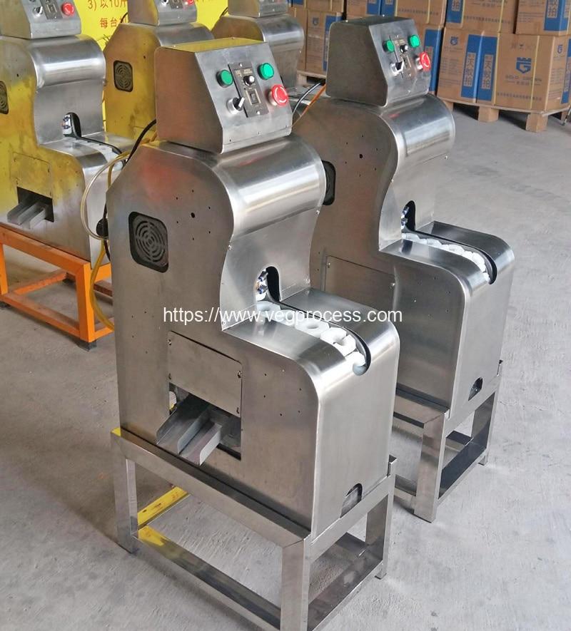 Semi-Automatic-Longan-Peeling-Machine