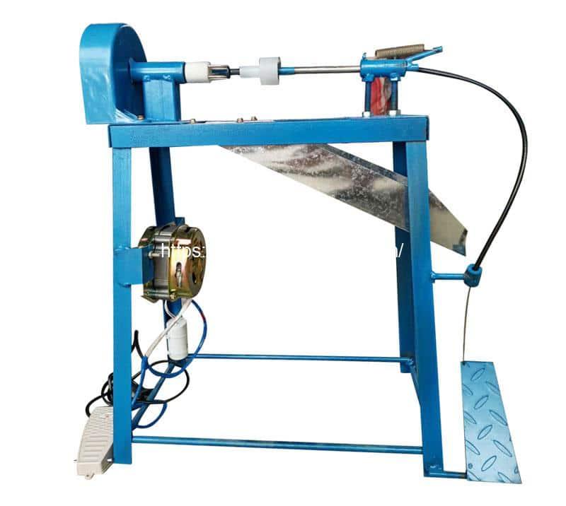 Carbon-Steel-Flat-Persimmon-Peeling-Machine