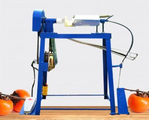 Carbon Steel Persimmon Peeling Machine