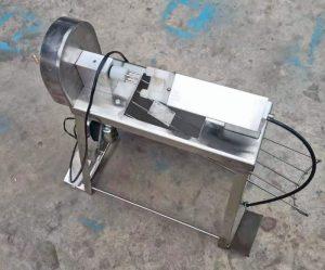Stainless-Steel-Made-Persimmon-Peeling-Machine
