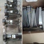 Stainless Steel Persimmon Knife Peeling Machine for Azerbaijan Customer