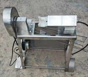 Stainless Steel Persimmon Peeling Machine