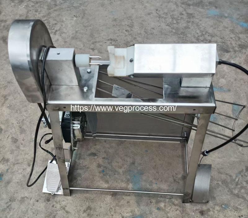 Stainless-Steel-Persimmon-Peeler-Machine